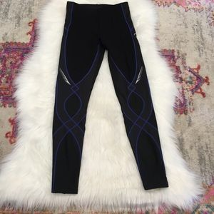CW-X Stabilyx Joint Support Compression Tights Sm